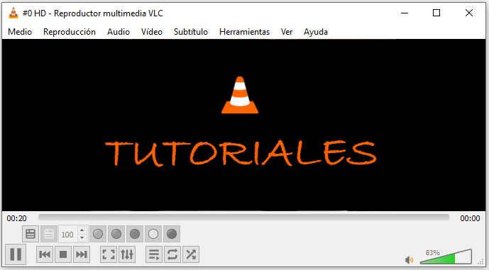 Tutoriales VLC